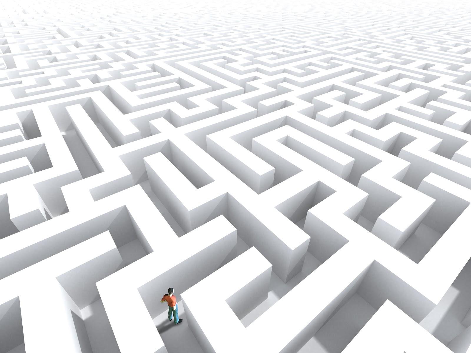 Image result for Grief maze